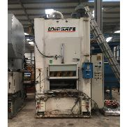 Double hydraulic press hydraulic LOIRE SAFE ESSM 150T