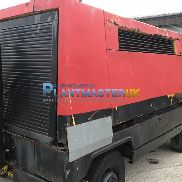 1994 Atlas Copco XAS 280 DD 750 cfm ,14 bar work p