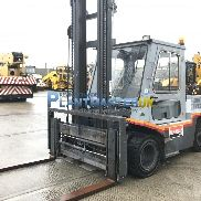 2003 Fiat Iveco DI80 8ton Diesel Forklift