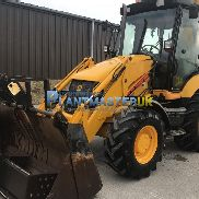 2007 JCB 3CX Contractor Backhoe Loader