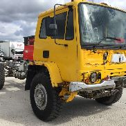 DAF 45/150 , 4×4 cab – chassis, ex gove