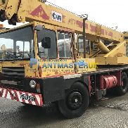 1989 Coles Hydracon 15 ton truck mounted 6×4 crane