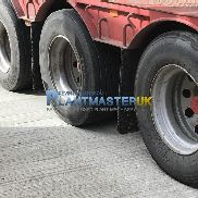 Trail master 4 axle (68 ton) Step frame low loader