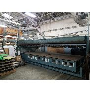 "Gebrauchte Shuman 96 ""x 192"" Single Station Thermoformer"