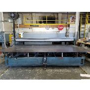 "Used PVI 72""x144"" Single Station Thermoformer"