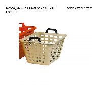 Injection mold basket (12)