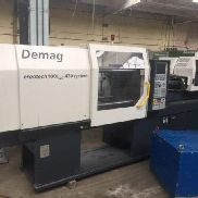 DEMAG Ergotech System 1000-430 Machine in very good technical condition
