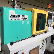 ARBURG SELECTA 270S 250-60 with lateral handling from the Arburg brand