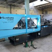 Sumitomo DEMAG Systec 2100-840 / Machine as new