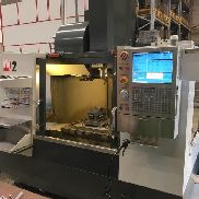 HAAS VM-2 Machining Center for Mold Making