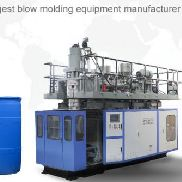 TONGDA Extrusion blow molding machine from 2L to 2000L