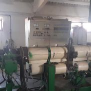 Recycling line for HDPE, LDPE, PP, PS, ABS