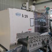 Injection molding machine fully electric