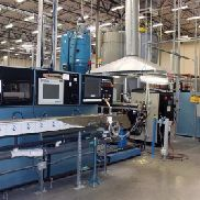 Davis-Standard Engineered Extrusion Line for cables.