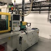 Injection molding machine 50 tons Angu�picker Geiger
