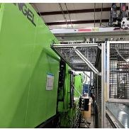 (2009) Engel DUO 500 ton Model 5550/550 PICO injection machine