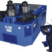 PBH 220 three-roller hydraulics with dual independent adjustment