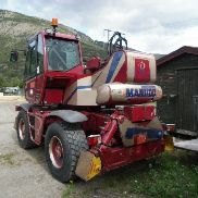 Manitou MRT 1542 telescopetruck with rotor