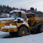 Volvo A25C 6x6