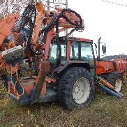 Tamrock Trimmer 200PB with Valmet tractor