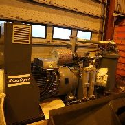 Atlas Copco compressor 60 HZ
