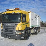 Scania R420 with Moos KSA