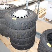 Transporter-Winterräder-Satz HANKOOK Winter RW 06