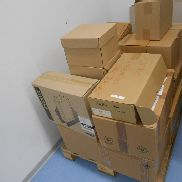 Shipping bags and packaging material
