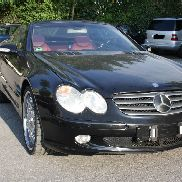 Cars MERCEDES SL 500