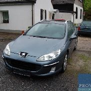 PKW PEUGEOT 407 SW 2.0 HDi
