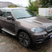 Car BMW X5 xDrive 40d Individual, EZ 08/12