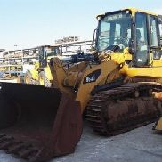2009 CAT 963D Raupenlader, Kabine mit Klimaanlage (CAT ETS Electronic Report Availa