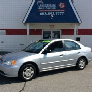 2001 Honda Civic *LOW RESERVE SPECIAL!!*