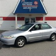 2002 Honda Accord Sdn *LOW RESERVE SPECIAL!*