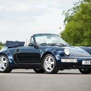 1992 Porsche 911 (964) Carrera 2 Cabriolet 'Turbo-Look'