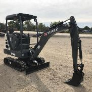 2014 TEREX TC20 MINI EXCAVATOR Year: 2014 Make: TEREX Model: TC20 MINI EXC
