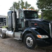 2007 Peterbilt Semi, Model 386, Double Framed, C-15 Motor, Twin Turbo, Posi