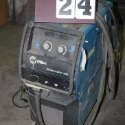 MILLER MILLER-MATIC 350 WIRER FEED WELDER,