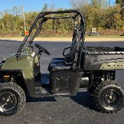 2010 Polaris 500 H.O. guardia forestale