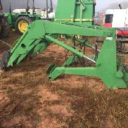 JOHN DEERE 148 FRONT END LOADER FOR TRACTOR
