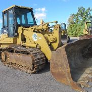 Caterpillar 963C Laderaupe