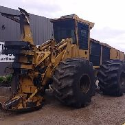 2005 TIGERCAT 724D FELLER BUNCHER, CAB, TIGERCAT 5702 FELLSÄGE, 67X34.00-25 VIN / SN: 7240769 ODO RE