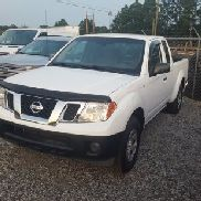 2012 Nissan Frontier Club Cab S
