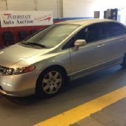 2007 Honda Civic Sdn LOW MILES!!