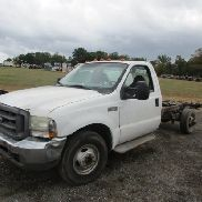 2004 Ford F350 Superduty XL Pickup Truck