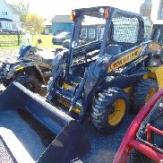 New holland L218 skidsteer