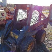 New holland LS160 skidsteer