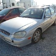 2001 Hyundai Sonata GLS 4 Door Sedan V6, 2.5L