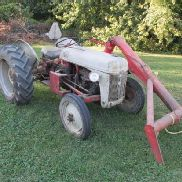 1951 Ford 8N Utility Tractor