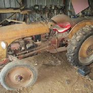 1952 Ford 8N Utility Tractor
